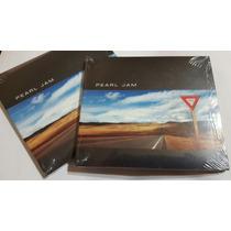 Pearl Jam - Yield Cd Digipak Importado Nuevo Y Cerrado!