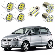 Kit Lâmpada Led Top Xenon Volkswagen Fox 2006 2007 2008 2009