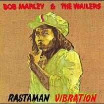 Bob Marley & The Wailers Rastaman Vibration Vinilo Lp Nuevo
