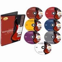 Curso De Guitarra Edon Em Dvd Nivel Zero 7 Volumes