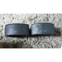 Maravilhoso Par De Caixa Bose P Cinemate Ou Av3.2.1 M.certer