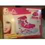 Patins Barbie Ajustaveis 37/40 Com Acessorios - Bonellihq