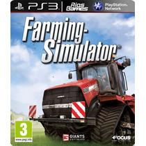 Farming Simulator 2013 - Ps3 Psn - Envio Imediato Riosgames