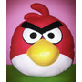 Cojin Decorativo Angry Birds - Red - Bad Pig - Blue