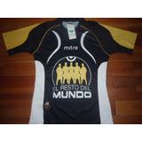 Camiseta Messi - Resto Del Mundo Usada En Panana 18-07-2010