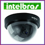 Mini Camera Intelbras Dome Day Night Ccd Sony Vmd 210 25mts
