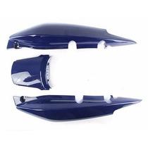 Rabeta Completa Fan125 Azul 2009 À 2013 Serjaomotopecas