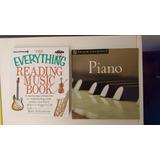 2 Libros Para Aprender A Leer Música Y Tocar El Piano