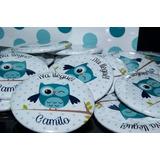 25 Souvenirs Pin Iman Para Nacimiento Personalizados !!