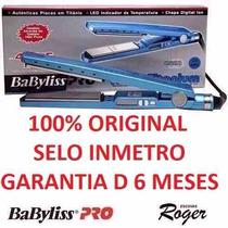 Chapinha Babyliss Profissional D Nano Titanium 450f 110v