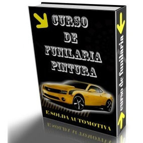 Curso 8 Dvds Funilaria Martelinho De Ouro Carros E Motos A4