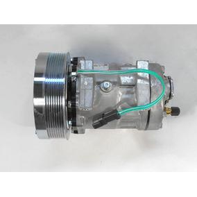 Compressor Máquina Caterpillar/ Case 4840 Polia8pk 152mm 24v