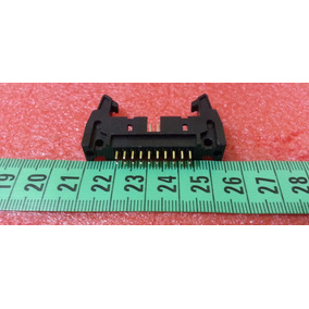 Conector Fa 20ps 20 Pines Tipo Ide Pcb