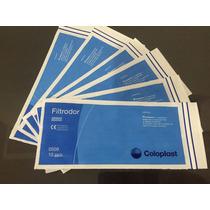 Filtro Para Bolsa De Colostomia Filtrodor® 509 C/ 10 Unidade