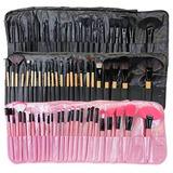 Brochas Maquillaje 24 Piezas Set Profesional Calidad + Envio