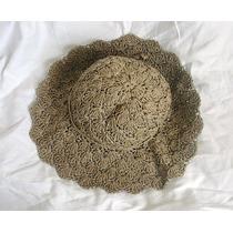 Sombrero De Paja Para Niña