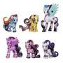 My Little Pony Pack X6 Friendship Is Magic Ponymania Hasbro