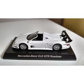 Mercedes Clk Gtr Roadster Kyosho Escala 1/64