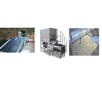 Kit Para Tortilleria Calentador Solar, Paila Con Agitador