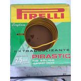 Fio Sólido 2,5 Mm2 Amarelo Pirelli