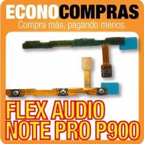 Flex Audio Para Samsung Galaxy Note Pro P900 100% Nuevo!!!!!