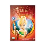Dvd Tinker Bell E O Tesouro Perdido Disney Original