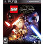 Lego Star Wars The Force Awakens Hoy Ps3