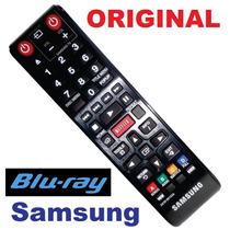 Controle Blu-ray Samsung Ak59-00153a Bd-e5300 F5500 Original