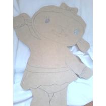 Figuras En Mdf Al Crudo, Fiestas Princesa Sofia Frozen Doc
