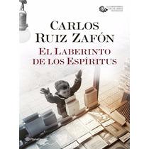 El Laberinto De Los Espiritus - Carlos Ruiz Zafon - Nuevo!!
