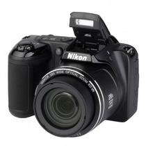 Camara Digital Nikon Coolpix L340 20mp 28x