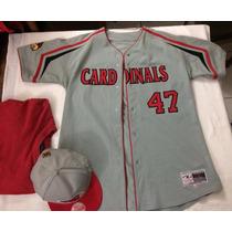 Salida De Cancha De Los Cardinals + Snapback