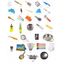Set Cocina 64 Articulos Ollas Sarten Panquequera Y Mucho Mas