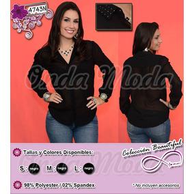 Blusas Faldas Camisa Importadas Dama Vestidos Casuales Mayor