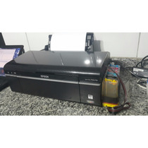 Impressora Epson T50 Stylus Photo Profissional Com Bulk Ink