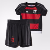 Kit Baby Flamengo adidas C/ Nota Fiscal Loja Master5001