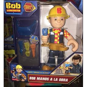 Bob El Constructor Manos A La Obra Luz Sonido Fisher Price