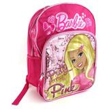 Morral De Barbie Pretty Perfect In Pink De Mattel