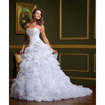 Vestido De Noiva + Vestido De Daminha