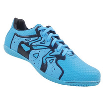 Chuteiras Adidas - Chuteira Futsal Adidas X 15.4 Azul Bebê E