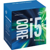 Procesador Intel Core I5 7400 Kaby Lake 3ghz 4 Núcleos