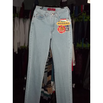 Pag 2; Pantalon Jeans Dama Talle Del 34 Al 40