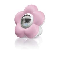 Termometro Baño Bebe Philips Avent Sch550/21 Flor Rosa