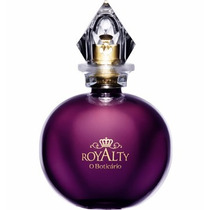 O Boticário Royalty 110ml Perfume Feminino Antigo Original