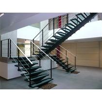 Escaleras Metálicas, Variedad De Diseños.