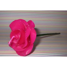 Vela En Forma De Rosa 15 Años Ceremonia De Velas
