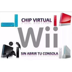 Chip Virtual Para Nintendo Wii + Usb De 64gb + Regalos