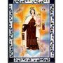 Virgen Del Carmen Mural De Ceramica