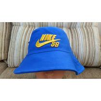 Chapéu Da Moda Ovo Nike Sb Azul