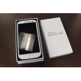 Samsung Galaxy S3 I9300 Blanco Liberado Impecable